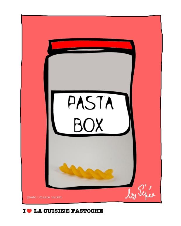 pasta box BY FASTOCHE
