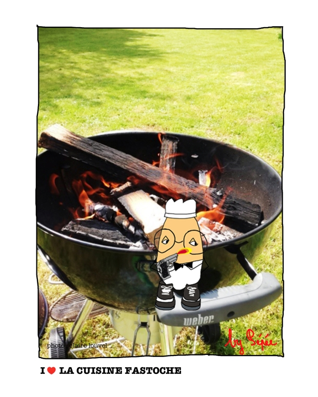bbq by fastoche