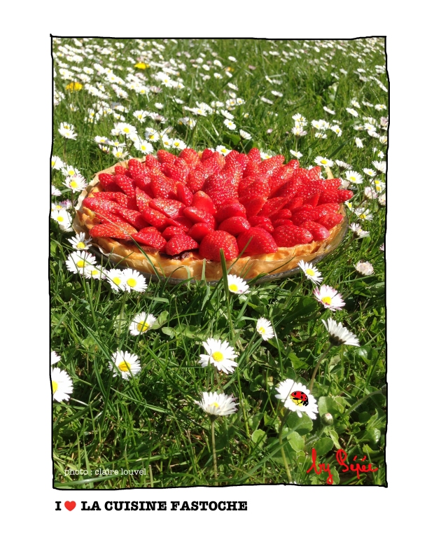 tarte champetre by fastoche