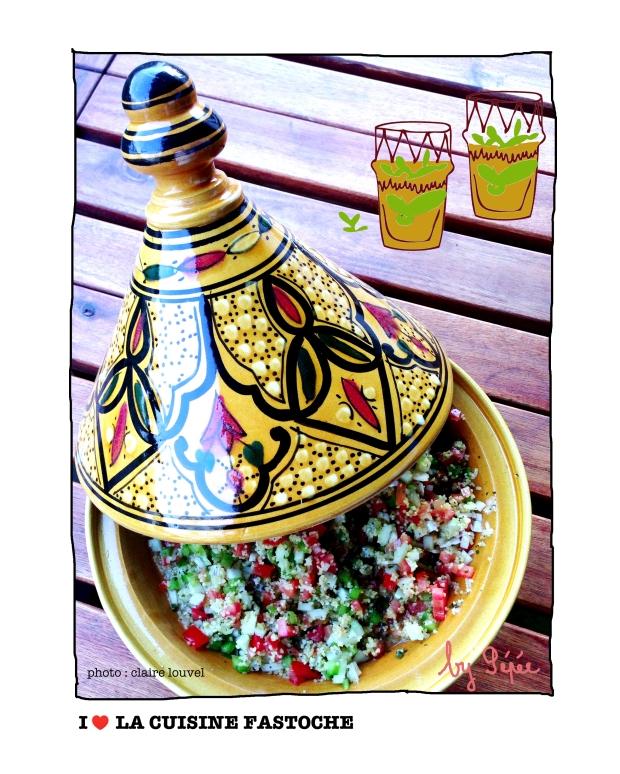 thé marocain by fastoche