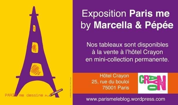 expo permanente crayon