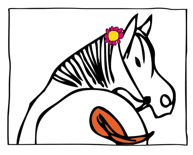 queuz de cheval