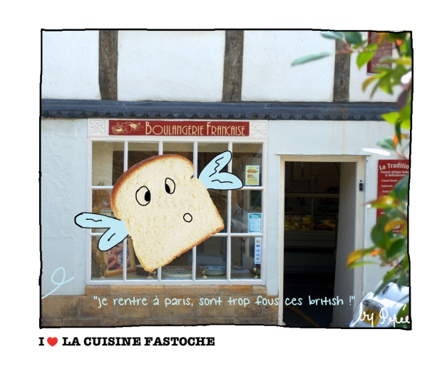 bread from france by fastoche