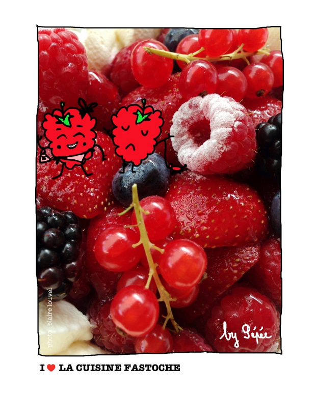 framboises by fastoche