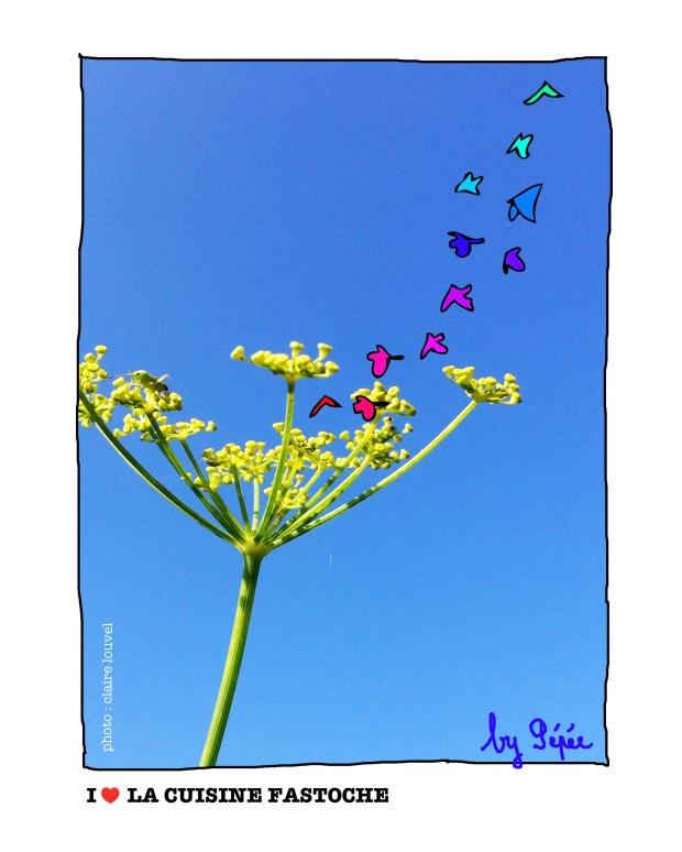 moutarde oiseau by fastoche