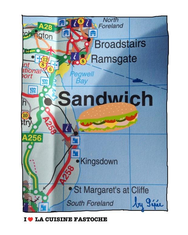 sandwich by fastoche