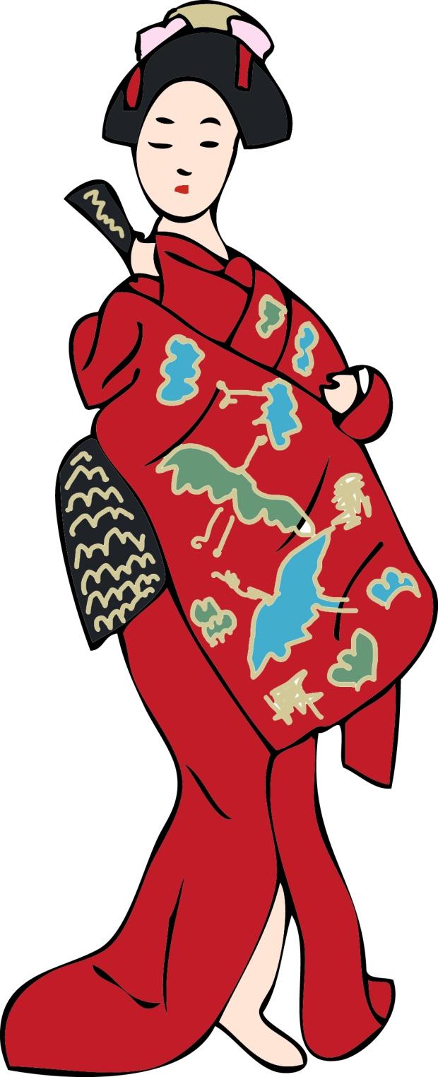 poupŽe japonaise