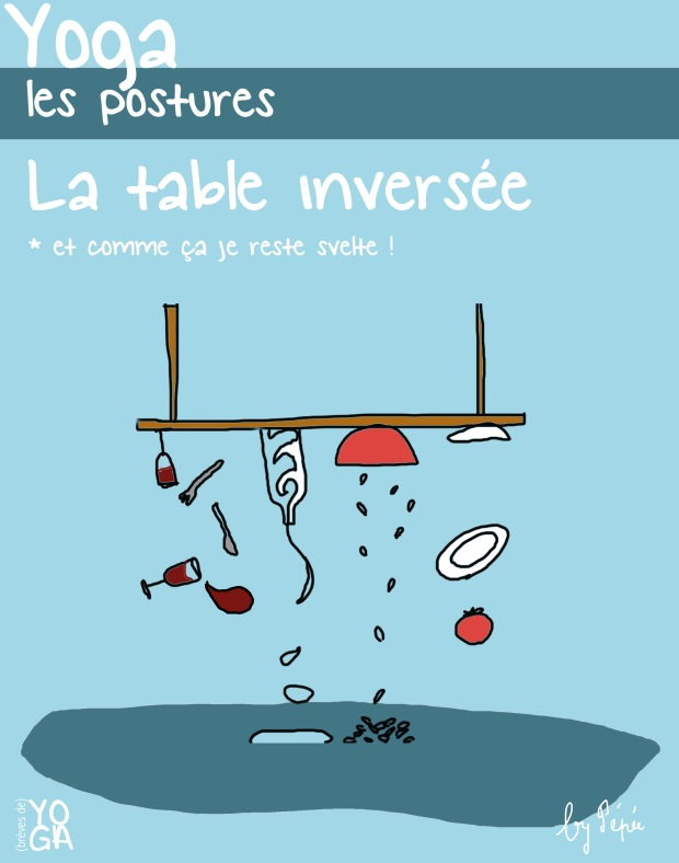 BDY la table inversée