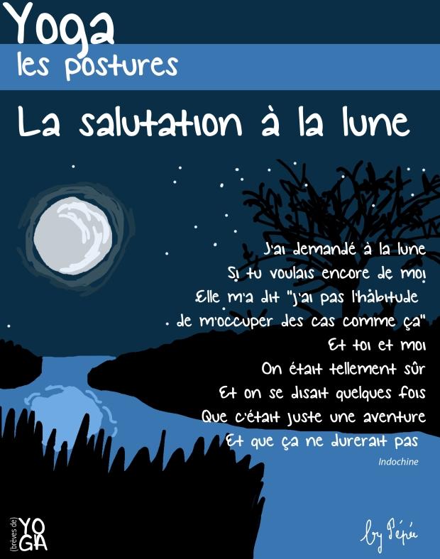 BDY salutation à la lune