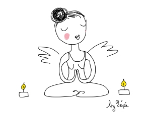 pépé yogi portrait
