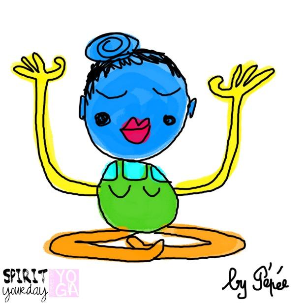 yoga du dessin 6# - copie copie